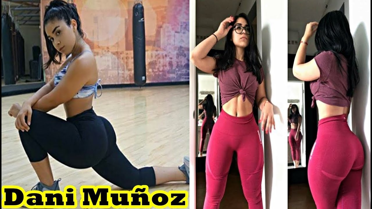 Dani Munoz Fitness Babe Best Latina Butt Workout