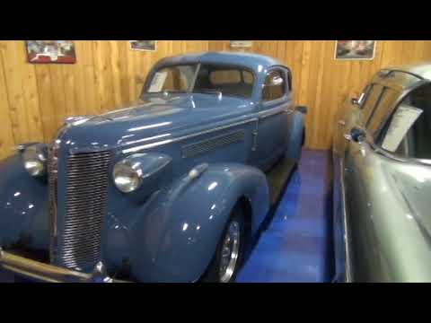 Bill S Backyard Classics Automobile Museum Youtube