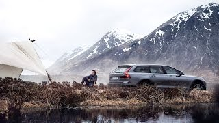 the new volvo v90 discover a new way to explore
