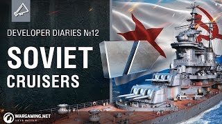 Video World of Warships - Dev Diaries: Soviet Cruisers download MP3, 3GP, MP4, WEBM, AVI, FLV Juni 2018