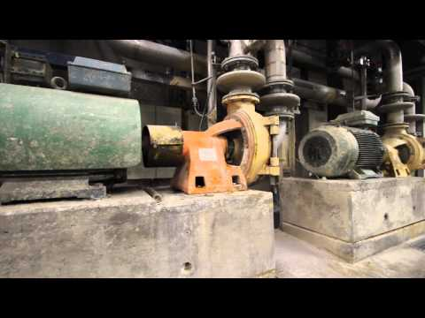 Paper pulp recycling mill Mp3