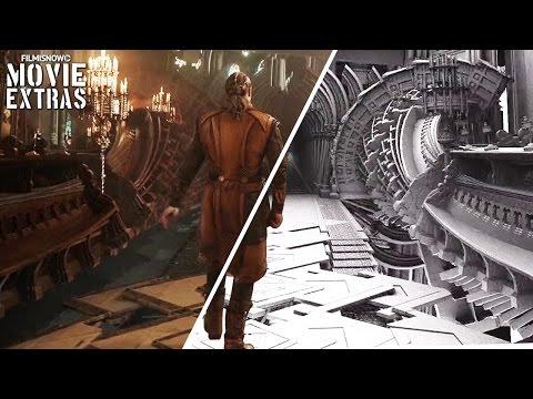 Doctor Strange - VFX Breakdown by Luma Pictures (2016)