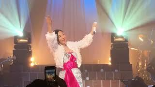 広瀬香美コンサートツアー2019~Winter Show 雪 2月15日 Zepp Na...