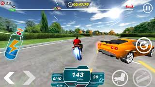 Naperville Motorcycle Racing - Motorbike Speed Racing Game - Android Gameplay FHD