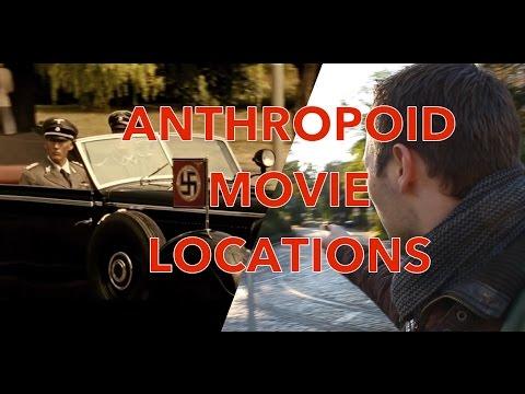 Anthropoid Movie Locations in Prague