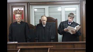 Реакция судей на беспредел полиции в России/The reaction of judges to police lawlessness in Russia