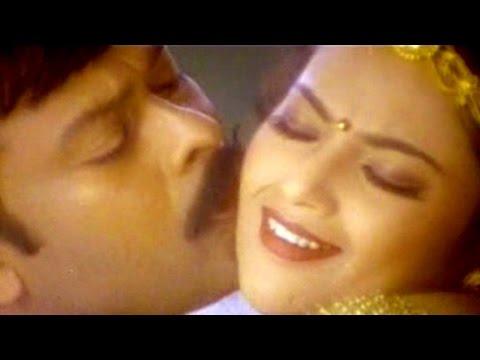 Kaikaluri Kannepilla Video Song || Sneham Kosam Movie || Chiranjeevi, Meena