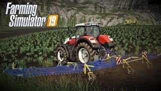 farming simulator 19 Europejski Rolnik odc30 usuwamy chwasty