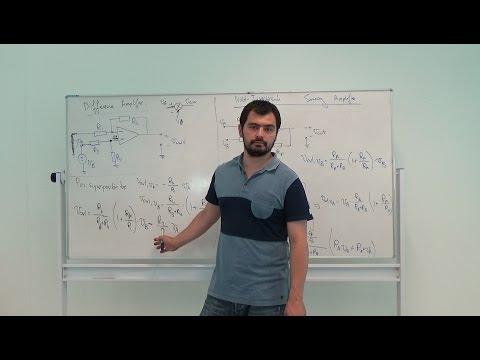 ELONA1 Elektronica Op-Amp's - Les 1 - Ideal Op-Amp & Basic Circuits, Mehmet Can, HHS Delft