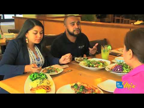 The News Feed: Carmen and Vic visit CPK!