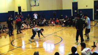 Breaking Free 2015 - Amsterdam vs Shaolin Eveready - Preliminaries