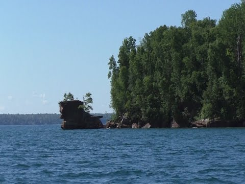 Voyage to the Apostle Islands in the Jani J 2016