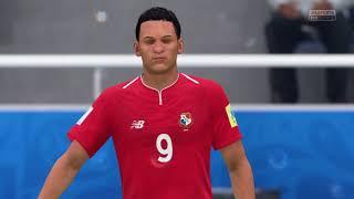 Fifa 2018 World Cup Russia con il Panama #2