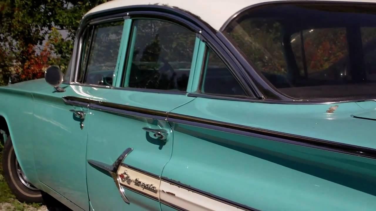 1960 Chevy Impala Sport Sedan Youtube