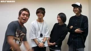 BLUE ENCOUNT、高村 佳秀(Dr)が唱える「S.O.B」とは!?―Skream!動画メッセージ