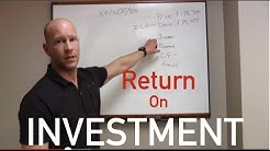 How to calculate Return on Investment