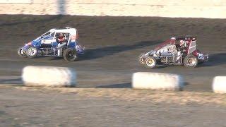 Petaluma Speedway BCRA Midget Feature