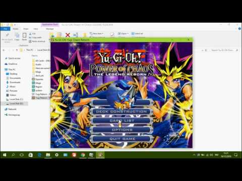 hack full card yugioh power of chaos legend reborn - How to unlocked all cards in Yu-Gi-Oh! Power of Chaos