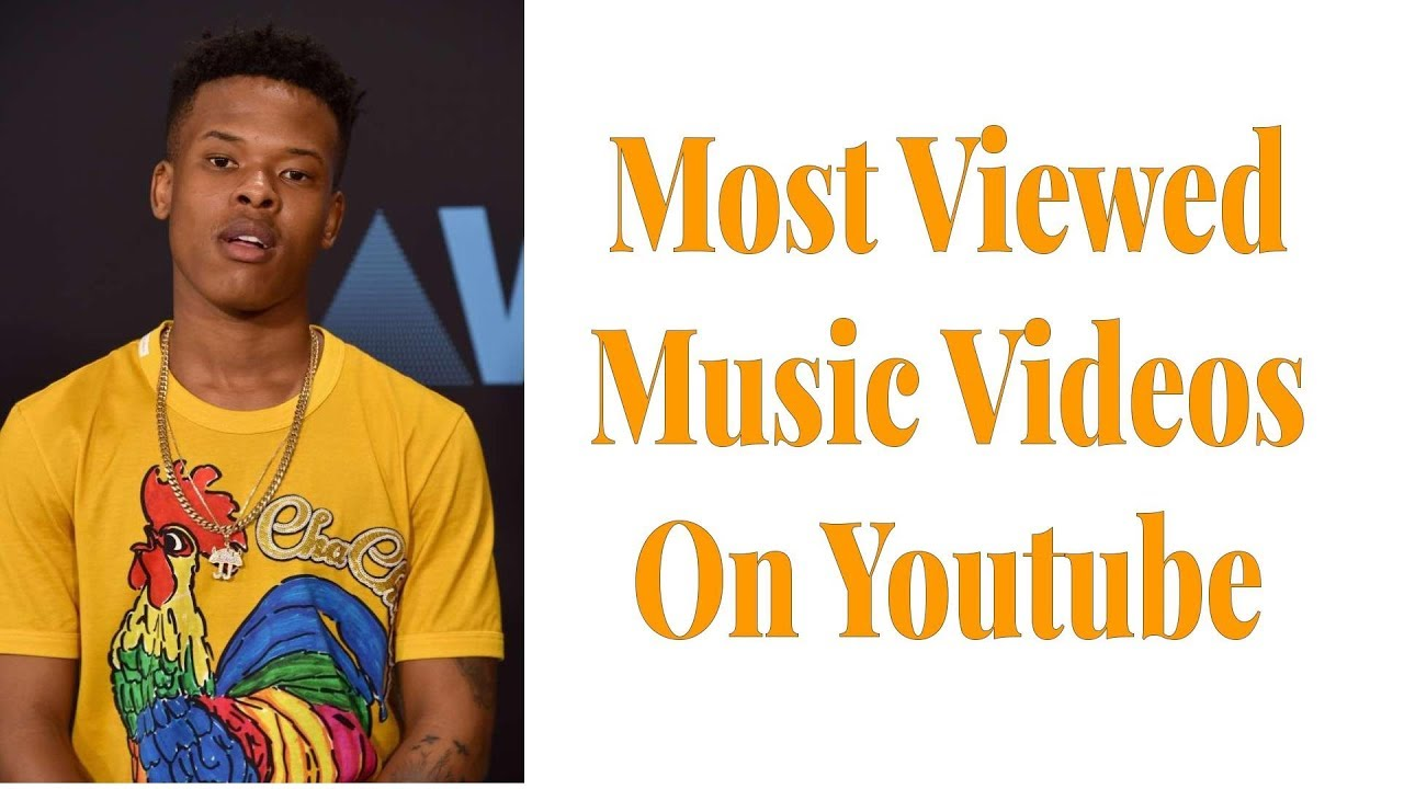 Nasty C S Most Viewed Music Videos On Youtube Youtube