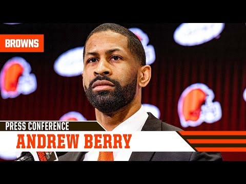 Andrew Berry | Jedrick Wills Post Pick Press Conference | Cleveland Browns