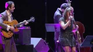 Aurore Quartet au Prisme à Élancourt - Le jazz et la java