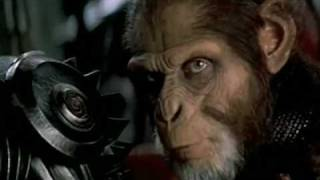 Planet of the Apes (2001) - Official Trailer