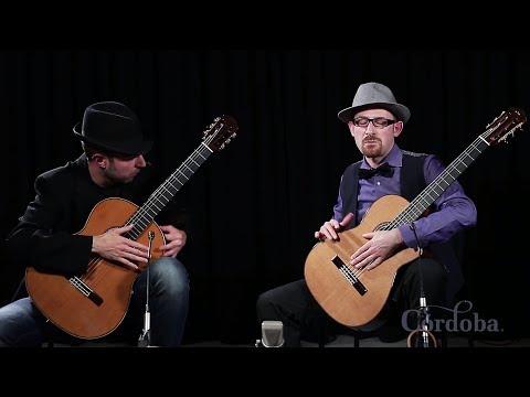 Manhã de Carnaval / Black Orpheus (L. Bonfa) - Bruskers Guitar Duo