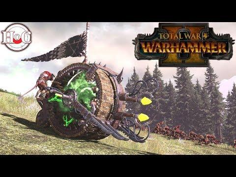 Hordes and Horses  - Total War Warhammer 2 - Online Battle 13
