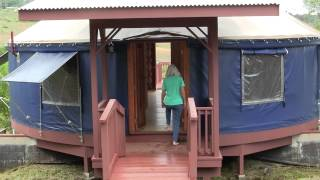 All About Yurts Of Hawaii