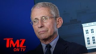 Dr. Fauci Gets Beefed Up Security After Receiving Threats | TMZ