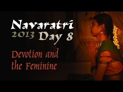 Navaratri 2013 Day 8 - Shreya Devnath