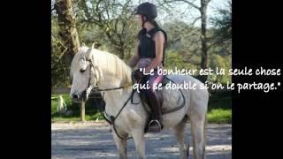 [free audio] Quador et l'équitation en citations♥