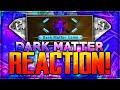 "HILARIOUS ""DARK MATTER CAMO"" REACTIONS! LIVE ""DARK MATTER"" CAMO REACTION! (Black Ops 3 DARK MATTER)"