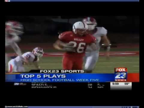 Thomas Bingham #1 Play of the Week