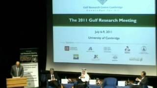H.E. Maj. Gen. Dr. Abdul Latef Bin Rashid Al-Zayani (GRM 2011) part 2 of 2
