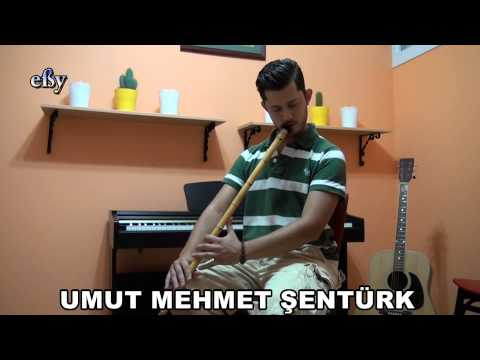 Umut Mehmet Şentürk - Uşşak Ney Taksimi