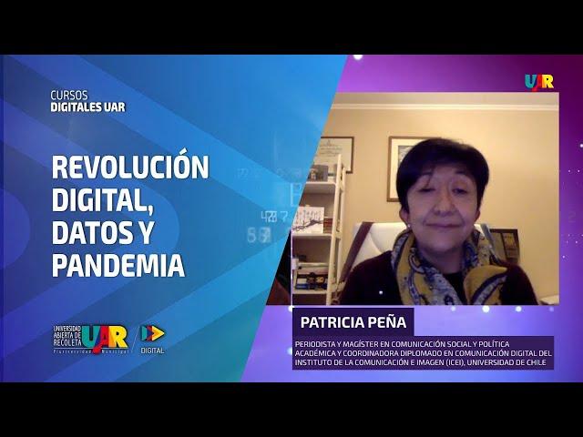 Curso Revolución digital - Semana 5 - Entrevista Patricia Peña