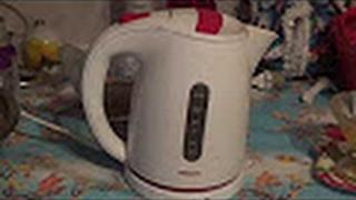 Обзор Электрического Чайника Philips HD4646