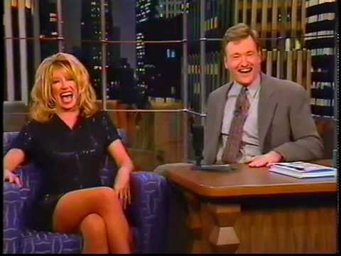 Suzanne Somers on Conan (1997-01-29)