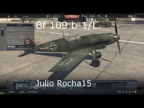 bf 109 b war thunder