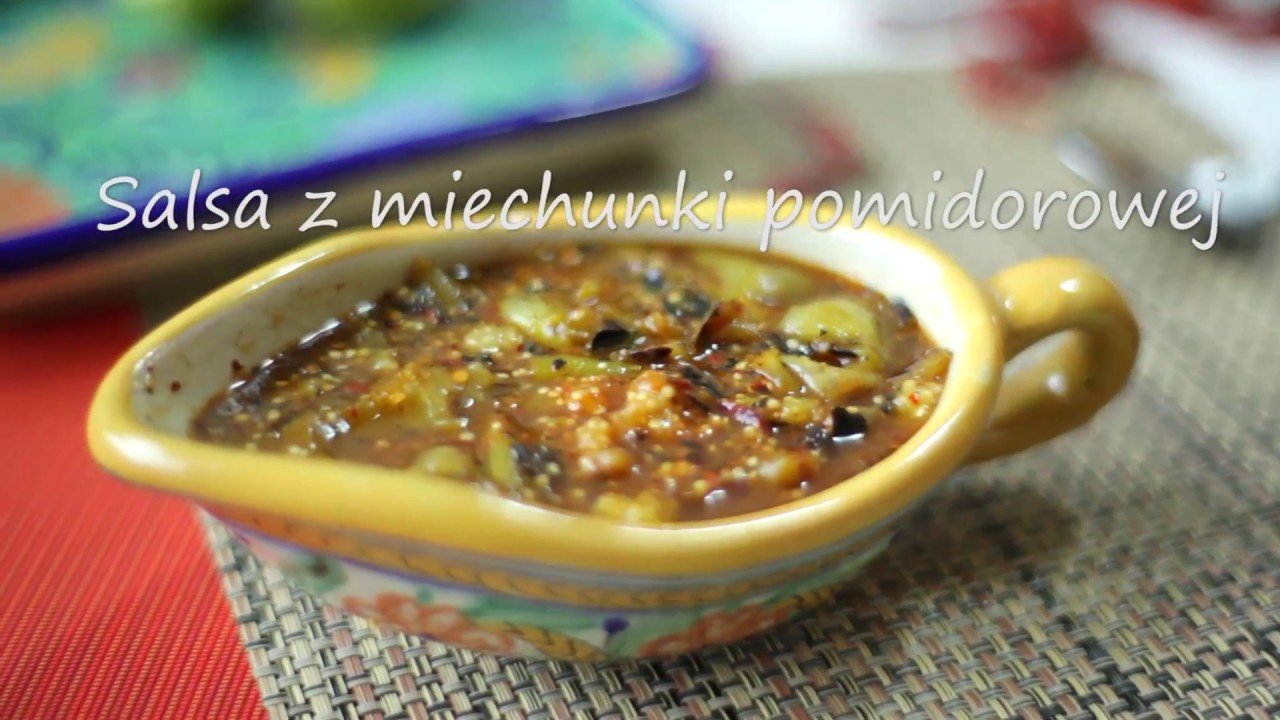 Salsa z miechunki pomidorowej – Allrecipes.pl