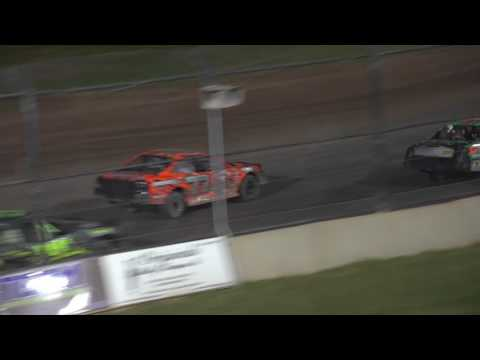 Outlaw Chassis IMCA Stock Cars July 13, 2017
