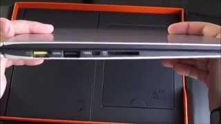 Lenovo Yoga 3 Pro - Unboxing