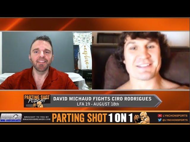 UFC vet David Michaud talks LFA 19 fight, training with Brad Scott & Game of Thrones