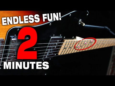 Play These 3 Notes for 2 Minutes (ENDLESS FUN!)