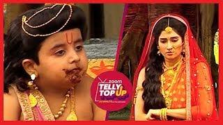 Radha Complains, Yashoda Maiyya Gets Angry At Kanha | Paramavatar Shri Krishna