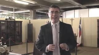 """Vídeo gravado para o """"Encontro Preparatório para as Eleições 2018"""", realizado pelo Cartório de Valença (31ª Zona Eleitoral), com apoio da Escola Judiciária ..."""