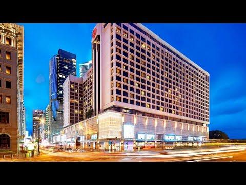 Sheraton Hong Kong Hotel & Towers - Kowloon, Hong Kong
