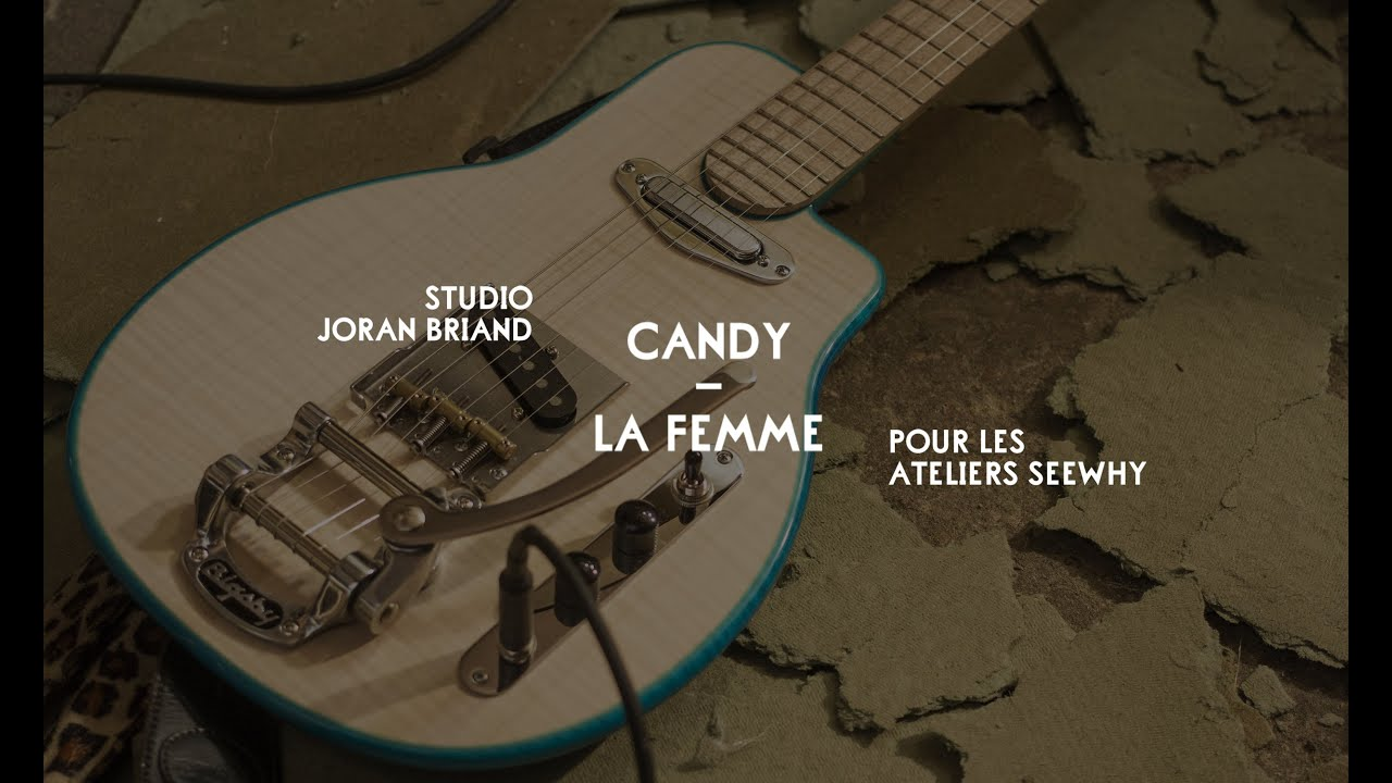 Atelier Seewhy Candy La Femme Official Making Of