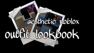 aesthetic roblox /outfit lookbook/